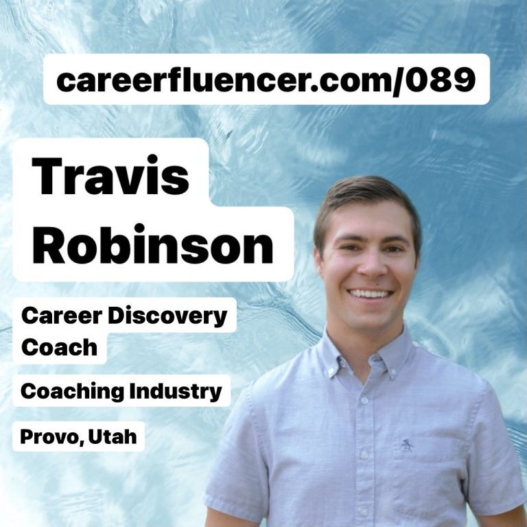 Travis Robinson Careerfluencer