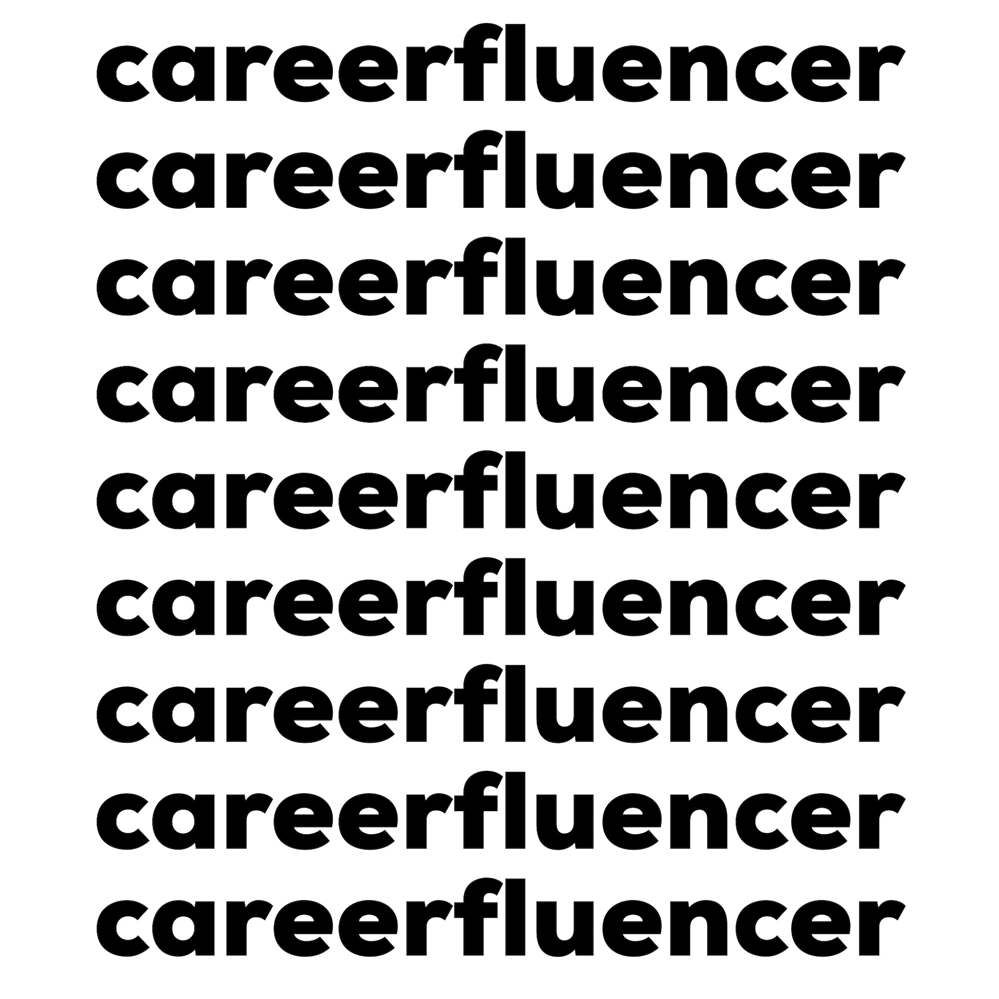 Careerfluencer