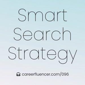 smart job search strategy podcast episode careerfluencer cynthia heisch