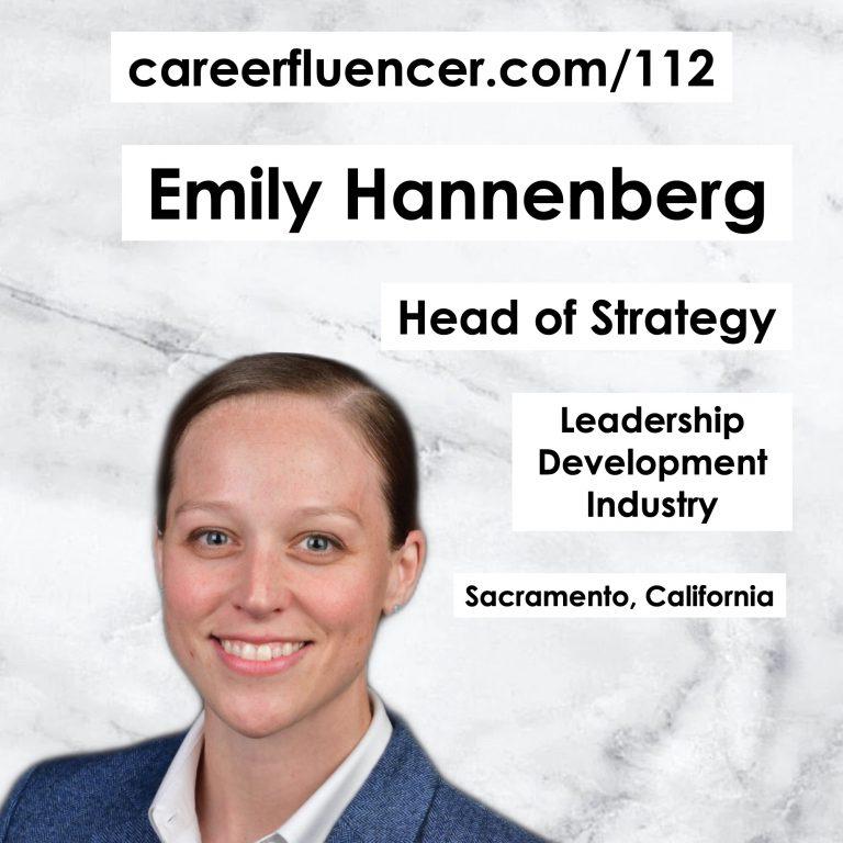 Emily Hannenberg Careerfluencer